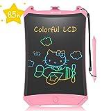 Ultimo Design: Questa lavagna LCD è stata progettata con quattro sezioni di colori diversi, è possibile disegnare immagini belle e creative. È ideale per adulti e bambini (adatti a bambini di oltre 3 anni) che imparano a scrivere oa giocare al videog...