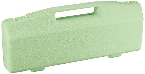 ゼンオン 鍵盤ハーモニカ ピアニー用 ハードケース 323AH用 グリーン