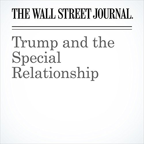 Trump and the Special Relationship copertina