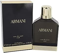 Giorgïo Armäni Eäu Dë Nuït Oüd Cölogne For Men 3.4 oz Eau De Parfum Spray