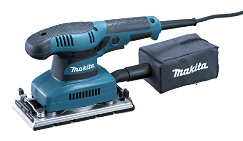 Makita, BO3710, Sheet Finishing Sander, 1/3 In, 1.7 A