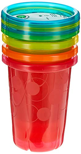 The First Years Take and Toss Spill Proof Straw Cups, 10 Ounce