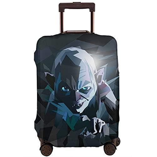 Lord Rings - Funda protectora para maleta, lavable, diseño de impresión 3D, 4 tamaños para la mayoría de equipaje con cremallera