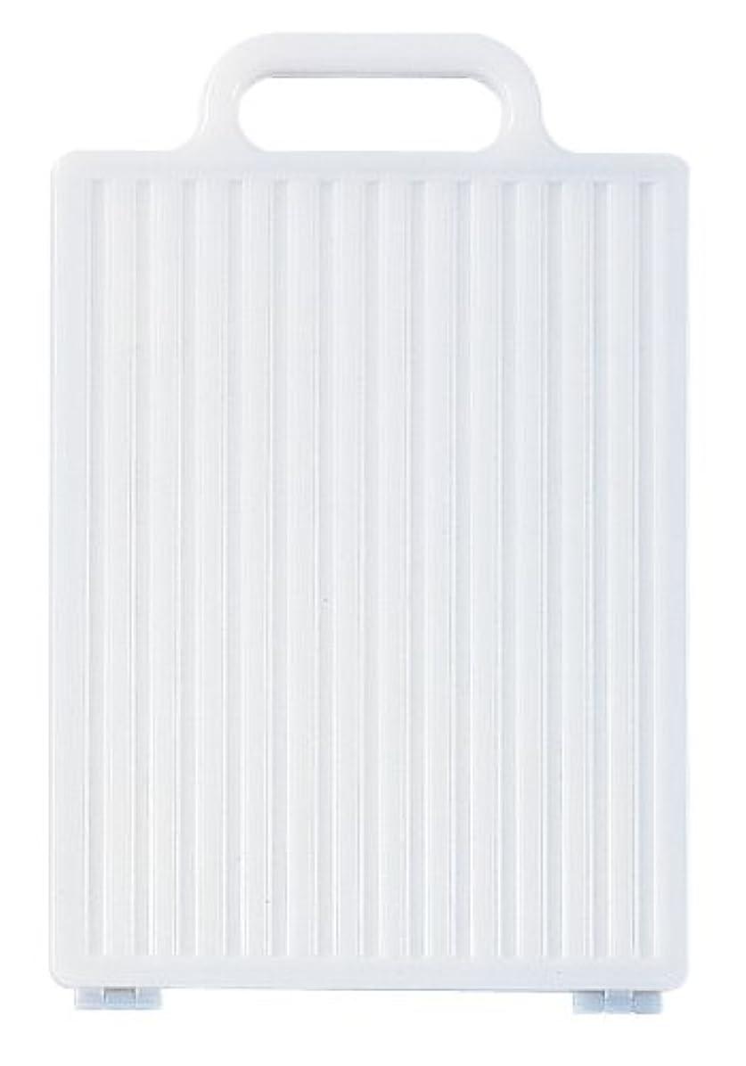 無条件ヘロインアルミニウム角型 バックミラー Y-3505 ホワイト