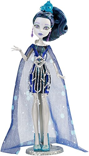 Monster High Boo York Gala Ghoulfriends Elle Eedee - muñecas (Chica, Multi, Doll Hairbrush, Femenino)
