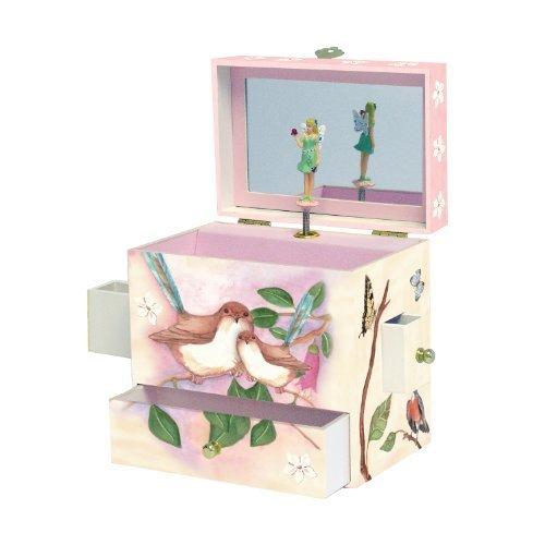 Enchantmints Sweet Fairy Wrens Boîte à bijoux musicale