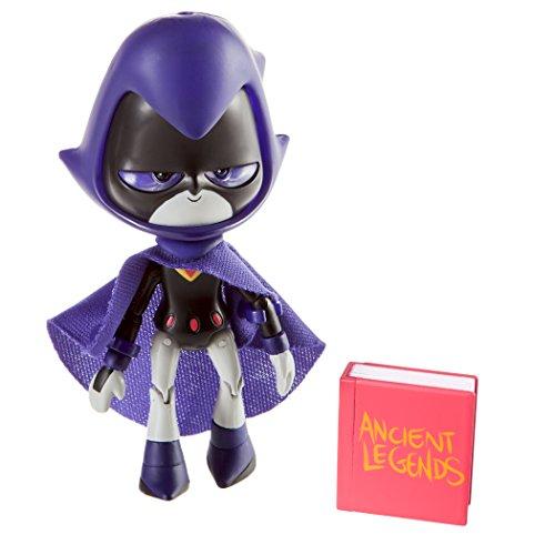 Teen Titans Go Figura de acción de Robin de 5 Pulgadas con Accesorio
