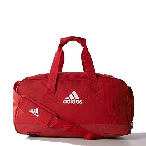 adidas Erwachsene Tiro BS4 Team-Tasche S, Scarlet/Power Red/White, 25 x 50 x 25 cm