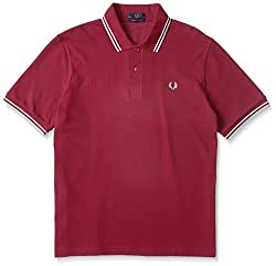 FRED PERRY(フレッドペリー)  TWIN TIPPED