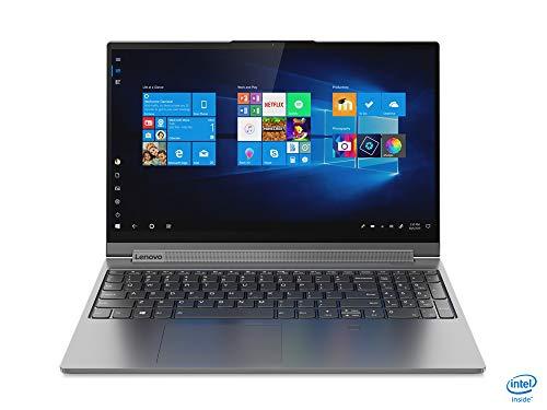 Lenovo Yoga C940 Grigio Ibrido (2 in 1) 39,6 cm (15.6 ) 3840 x 2160 Pixel Touch Screen 9th Gen Intel Core i9 i9-9880H 16 GB DDR4-SDRAM 1000 GB SSD Windows 10 Home Yoga C940, 9th Gen
