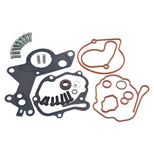 ZEALfix Kit de Reparación de Bomba en Tándem de Combustible de Vacío 038145209Q para A3 A4 A6 Passat Sharan Touran Golf IV V