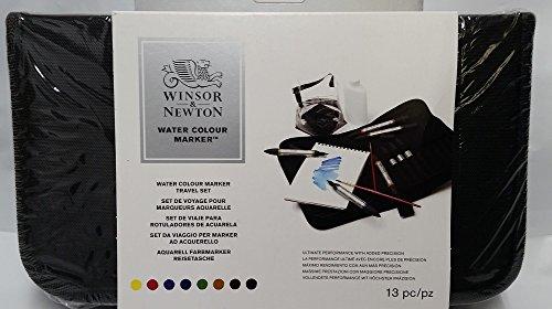 Winsor & Newton Watercolour Marker Travel Set