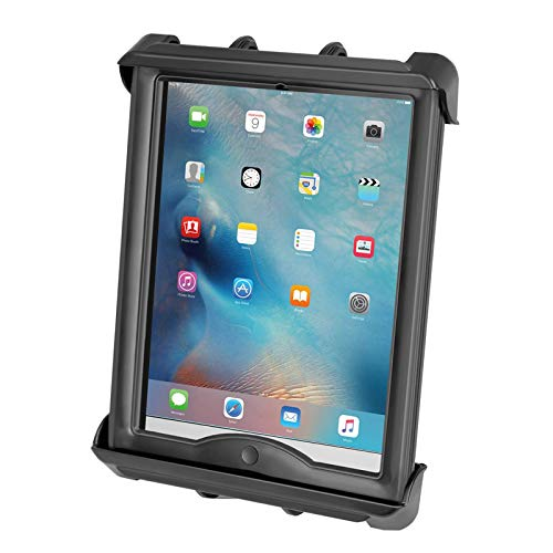 Ram Mount–Tite Car Holder Black–Holders Tab Tablet/UMPC, Passive Mount Black, iPad 4, iPad 3, iPad 2, iPad 1, 8.3-Inch)