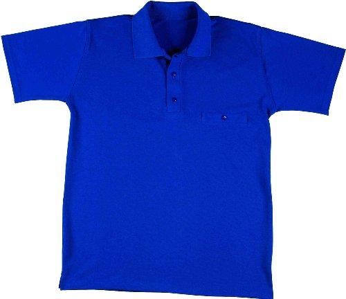 Leiber Polo Shirt 1/2 Arm Damen & Herren S Königsblau