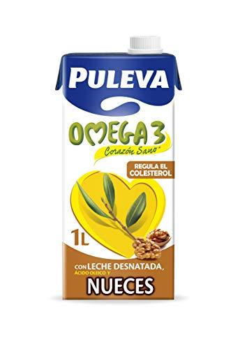Puleva Omega 3 Leche con Omega 3 y Nueces 1L