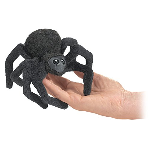 Folkmanis Mini Spider Finger Puppet