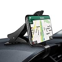 🚗【Perfekte Fahren Sicht】HUD-Simulationsdesign, der Halter befindet sich in einer ausgezeichneten Position auf der Armaturenbrett-Tafel, die sich DIREKT VOR IHNEN befindet. Sie können die Musik oder das GPS sicherer steuern, ohne von der Straße wegzus...