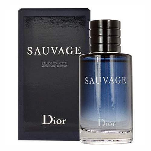 Christian Dior Sauvage Eau De Toilette Spray 2 Fl Oz/ 60 Ml for Men By Christian Dior