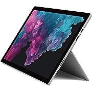Microsoft Surface Pro 6 Tablet, Processore Core i5, 8 GB di RAM, SSD da 256 GB, Platino