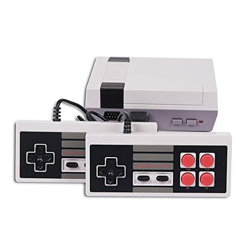weiyoutong Plug & Play Familiari Mini Classic Console di Gioco con 500 Videogioco TV Cavo di Uscita AV