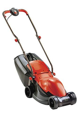 Flymo Easimo Electric Wheeled Lawn Mower, 900 W, Cutting Width 32 cm
