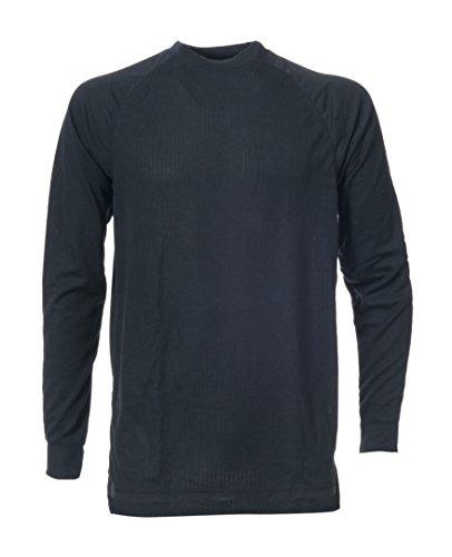 Trespass - Flex360 - Base layer - Thermique - T-Shirt - Mixte Adulte - Noir - Taille: XXL