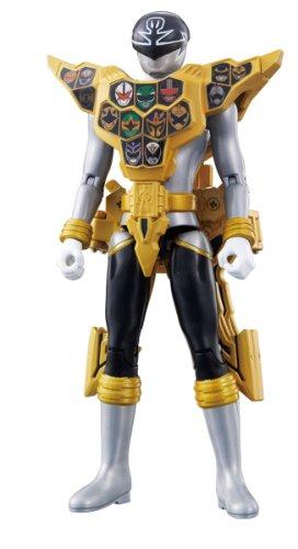 Ranger Key Series AMAS Gokai Silver Gold Mode