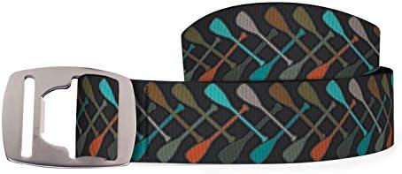 Croakies Artisan Bottle Opener Buckle Belt Paddle up to 52 x 1 5 product image