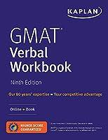 GMAT Verbal Workbook: Over 200 Practice Questions + Online (Kaplan Test Prep)