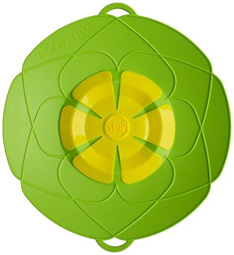 Kochblume Tapa Flor S, Silicona, Verde, 25.5 cm