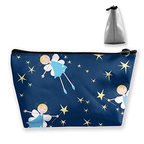 Little Night Fairies Fly in The Starry Sky...