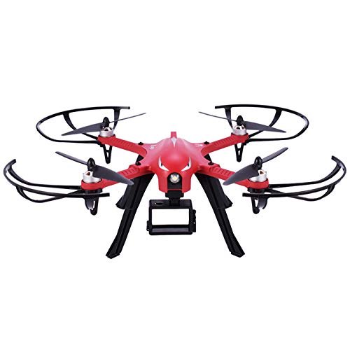 MJX Bugs 3 B3 2.4G Gyro RC Quadcopter Brushless Motor Drone Professional Drone Helicopter Red for Gopro Camera
