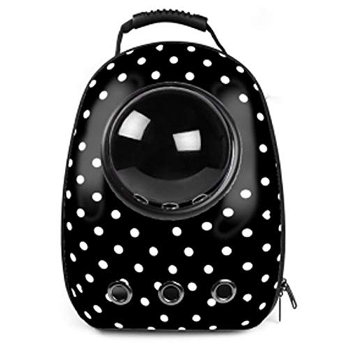 Window Transport Carrying Breathable Travel Bag Bubble Astronaut Pet Dog Space Capsule Cat Carrier Backpack
