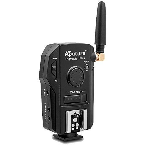 Aputure 28025 - Disparador inalámbrico para Nikon D5000, Negro