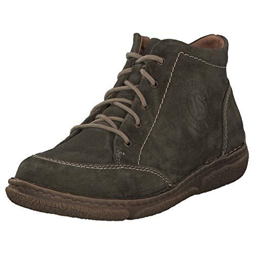 Josef Seibel Damen Neele 01 Hohe Sneakers, Grün (Taupe 310), 35 EU