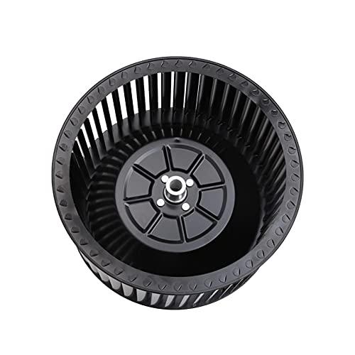 PUGONGYING Popular 216mm * 105mm * Rueda de Viento de 12 mm de Humos Exhauster, Piezas de Capucha Rango Piezas de Ventilador Impulsor Blode de Viento Lámpara Accesorios de Máquina Durable
