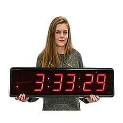 Huge Gym Clocks (Medium)