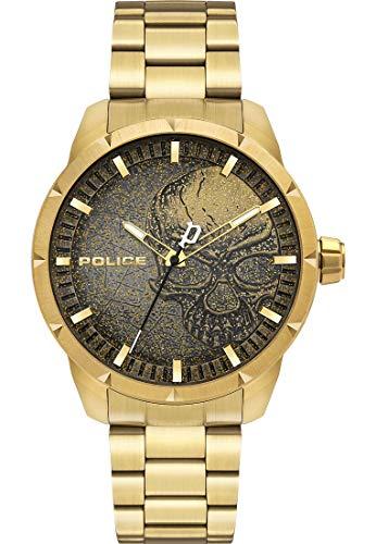 Police Reloj para Hombre PL15715JSG.02AM