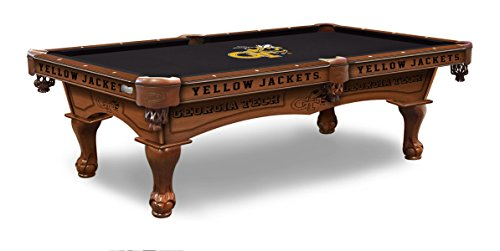 Review Holland Bar Stool Co. Georgia Tech 8' Pool Table by The