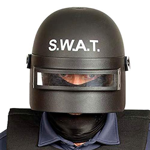Guirca 13016 - Casco Swat Antidisturbios Adulto
