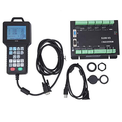 Weikeya 3-Eje CNC Movimiento Control Sistema, Sencillo Movimiento Controlador Sistema Expediente Formatos Abdominales Datos Pérdida por Grabado Máquina Partes
