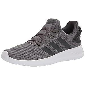 adidas Men's Lite Racer BYD 2.0 Trail Running Shoe, Grey/Grey/Carbon, 10.5