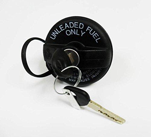 Fiat (authentique OE) 71802520 verrouillage Bouchon de réservoir Noir