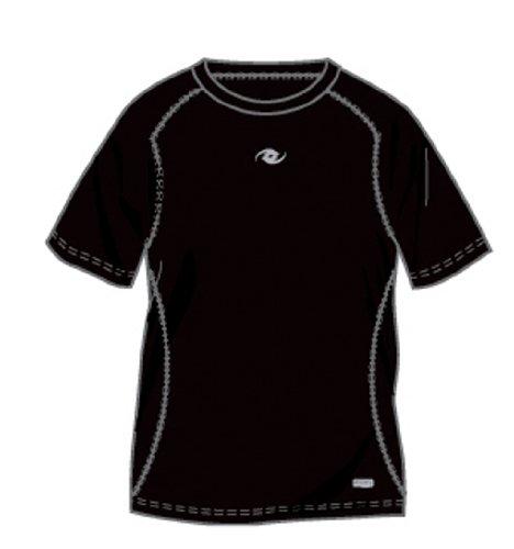 Lotto Skin2 T-Shirt léger pour Homme Noir Noir XL