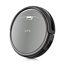 a relatively cheaper robotic vacuum cleaner
