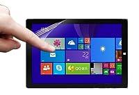 マイクロソフト Microsoft Surface Pro4用 指紋防止 気泡が消える液晶保護フィルム 光沢タイプ クリアーシール 「506-0007-01」