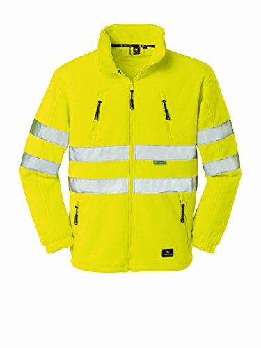 4Protect 20-003465-S 4 Protect Warnschutzjacke SEATTLE 3465 Fleecejacke S, gelb, S
