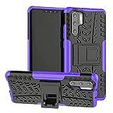 LUSHENG Étui de Protection Huawei P30 Pro, Protection Haute Performance Double Couche en TPU Souple...