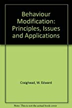 Behavior Modification: Principles, Issues, and Applications