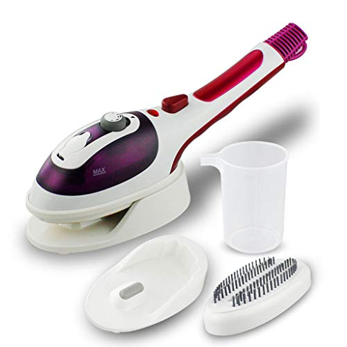 Why Should You Buy Kengsiren Steam Iron, Multi-Function Portable, Steam Ironing Brush, Electric Iron...